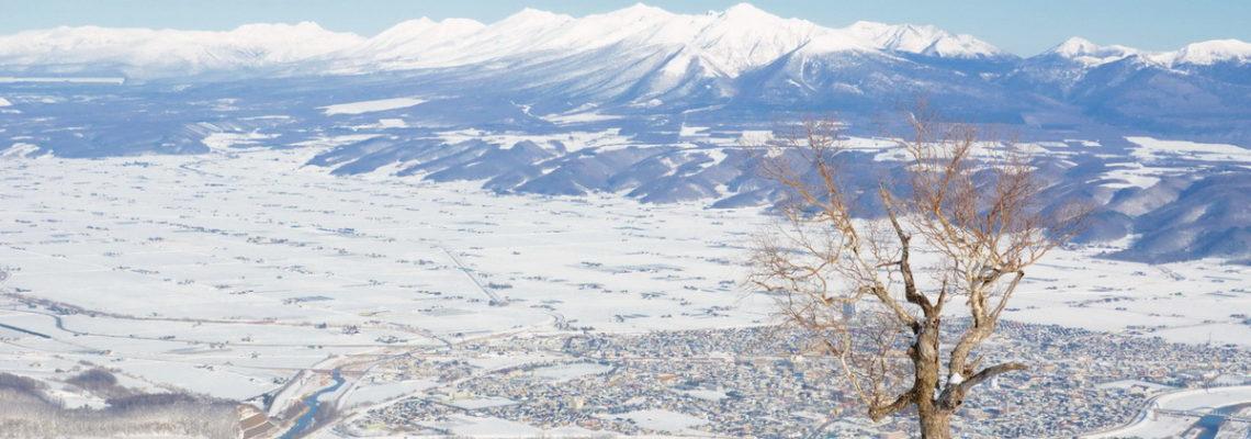 На задворках Японии: снежное сафари по Хоккайдо.