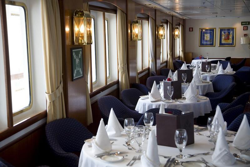 Ресторан судна