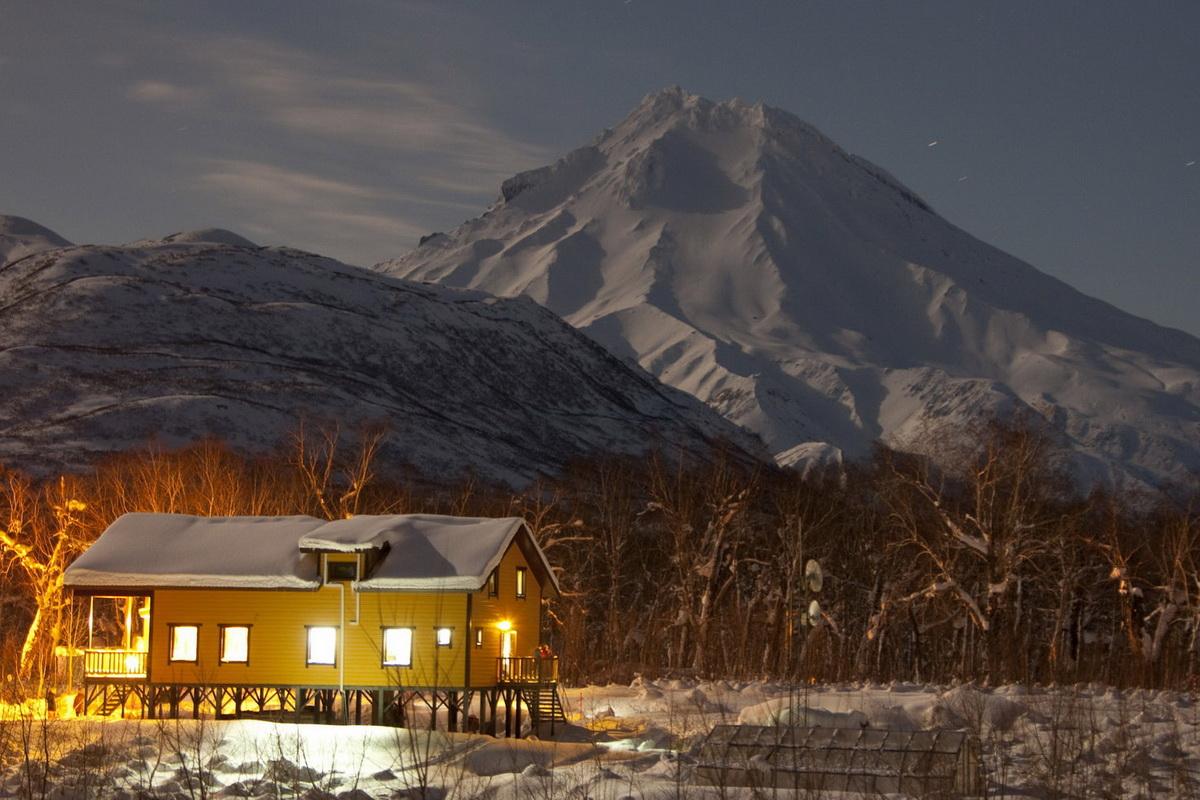 Гостиница Снежная Долина