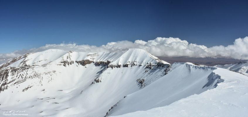 Снега Африки