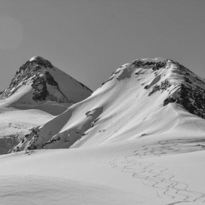Гора Лайла, 4008м.