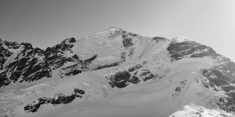 Плато горы Тетнульди